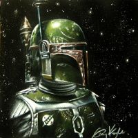 The Fett by AstroVisionary