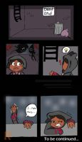 Character warm up comic2 by remnant-imaginations