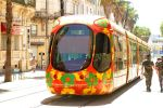 Trams of Montpellier 1 by wildplaces