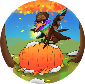 Bukse and the pumpkin- contest entry by Mr-Primary