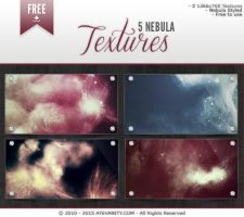 Nebula Texture Pack 1 by OftheCrucified
