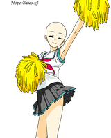 COM: Cheerleader Base by Hope-Bases-x3