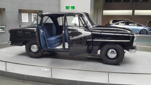 Toyopet Crown Model RS_2 by fch1993