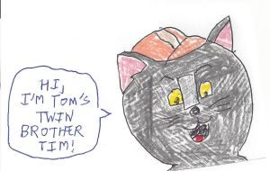 Tim - Kid Tom's twin brother by dth1971
