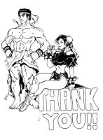 Thank you by alissontorreao