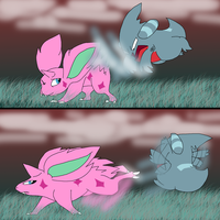PKMNation: Want to Play Kick the Can? by Azailiathefox