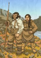 Inuit Series 20 Colors by JerMohler