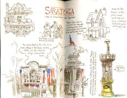 Saratoga Springs by crisurdiales
