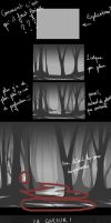 Dear Forest Tutorial by ArtByShiroi