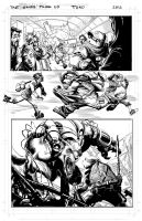 TMNT sample page 3 by Fpeniche