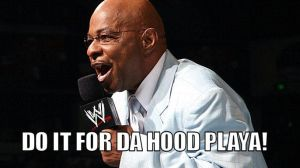 teddy long message to Mark Henry by RWhitney75