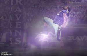 Ray Lewis | Wallpaper by ClydeGraffix