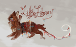 Little Library [Closed!] by Sapphu-Adopts