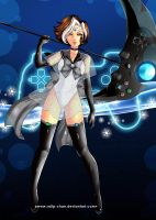 Sailor Ps3 Finish by MYKProject