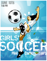 PIAA Girls Soccer by dragonorion