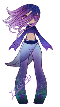 Galaxy Adopt || CLOSED by Xeccan