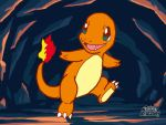 Charmander by CaitlinTheLucario