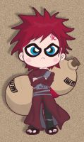 Gaara Fanart by Octoyaki