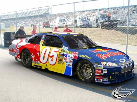 Red Bull Impala COT by Lowes4804
