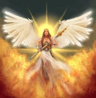 Angel of fire by samwyse