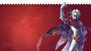 PS Vita Series - LoZ Skyward Sword: Ghirahim by LionheartAce