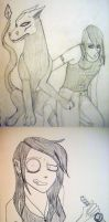 JaneTHM - Two Kinds of Crazy by YamiOfFire