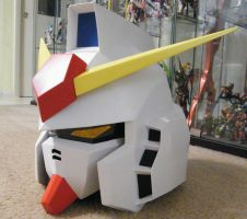 Gundam Mk-II Cosplay - Helmet by UbersCosplay