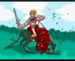 Cheeks's He-Man.... by spider-wal
