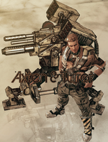 Axton Pack by a-m-b-e-r-w-o-l-f