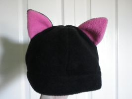 Black Cat Hat by Bwabbit