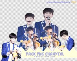 PACK PNG #10 ( Chanyeol EXO) by JenniferMorgy1998