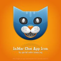 InMac Chat App Icon by Roger-Owl