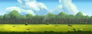 Background for 2d game by dexter64