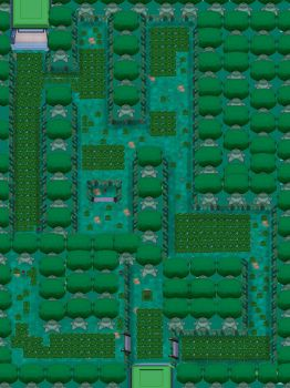 viridian forest remake/pokemon royal blue by pimmermen
