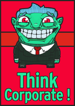 Think corporate by ValereOr