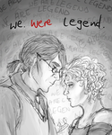 we were legend. by Shwaf