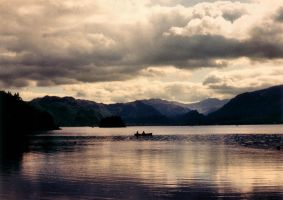 Derwent Water by Rozrr