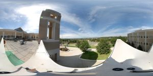 First Fully spherical Panorama by FoxMcCarther