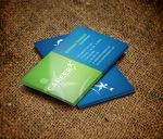 Career Foundations Business Card by vasiligfx
