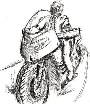 Motorcycler by C0MB0SP4M