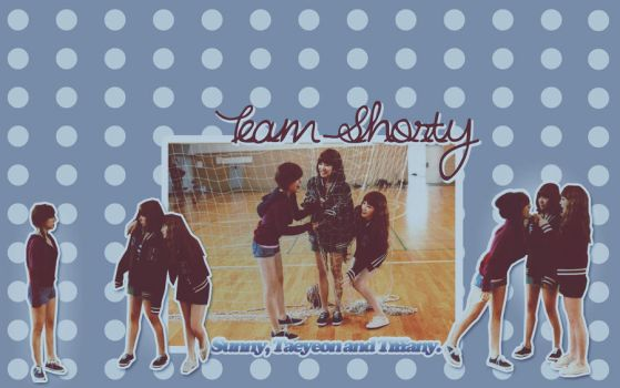 Team shorty! TaeNy2 by NiiaChaan