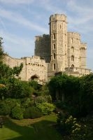 Windsor Castle 5 by FoxStox