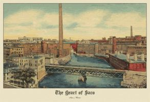 The Heart of Saco by ironman8855