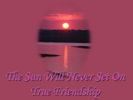 No Sunset In Friendship by MeNoCiDe-Productions