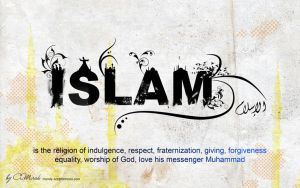 Islam is by trendy-arts