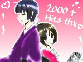 Omake : 2000 Hits Thanks by Indonesia-tan
