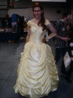 Beauty And The Beast: Belle by baka-lime
