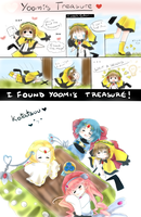PKJP: Yoomi's Treasure by xCookieTan