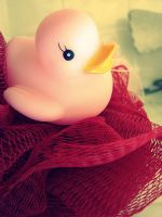 Rubber Duckie Your the One by WhatsURface