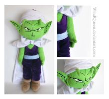 Piccolo Plush by WindQueen